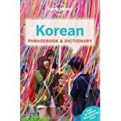 Korean Phrasebook (Lonely Planet Phrasebook and Dictionary)