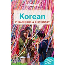 Korean Phrasebook (Lonely Planet Phrasebook and Dictionary)