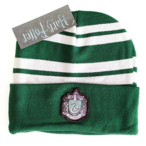 Harry Potter - Slytherin - Mütze - Originales Merchandise