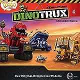 Dinotrux - Schildkrötilien - Das Original-Hörspiel zur TV-Serie, Folge 4