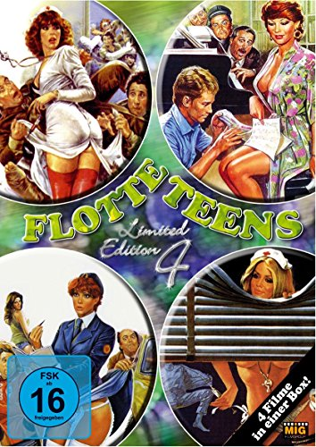 Flotte Teens Box 4 (Limited Edition) [2 DVDs]