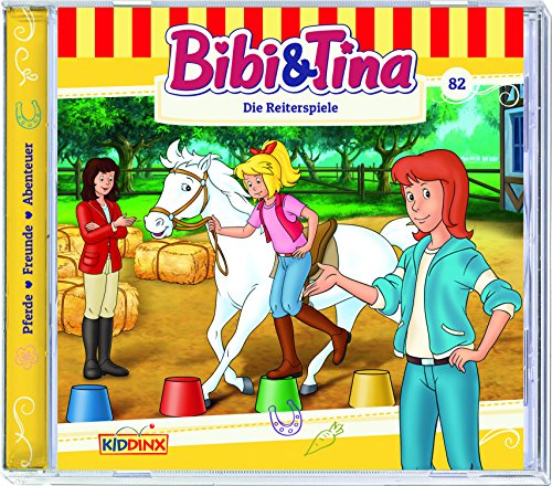 Bibi und Tina (82) Die Reiter-Spiele - Kiddinx 2016