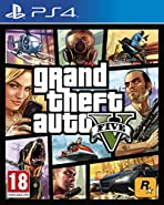 T2 Take Two Interactive Sw Ps4 SWP40078 GTA V Grand Theft Auto VCon il suo mondo a esplorazione libera, il più grande, dinamico e vario mai creato e oggi ancora più ricco di dettagli, Grand Theft Auto V fonde narrazione e giocabilità in modi ...
