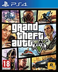 Idea Regalo - Grand Theft Auto V (GTA V) - PlayStation 4