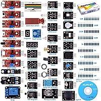 pour Arduino UNO R3 Mega2560 Nano Raspberry Pi 3 2 B B+ 37-en-1 Capteur Module Kit Kuman K5 …