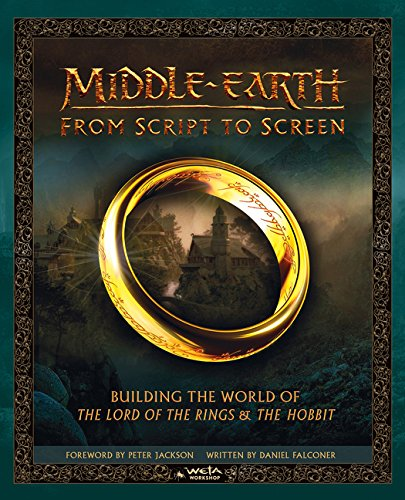 Middle Earth From Script To Screen por Vv.Aa