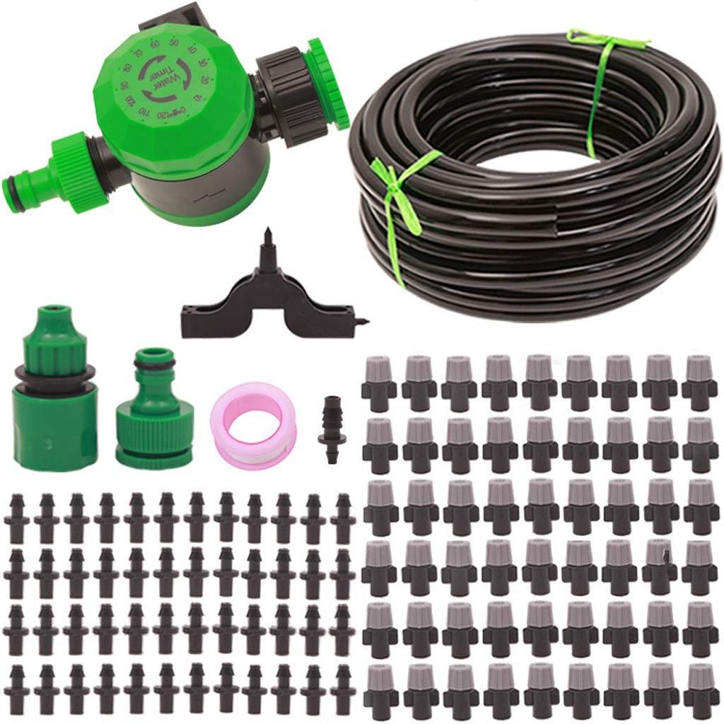ZDG Gartenbewässerung Set Home Automatische Bewässerungsgerät Balkon Gartenarbeit Topfpflanze Cool Down Staubentfernung…