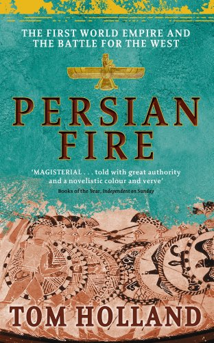 Persian Fire: The First World Empire, Battle for the West