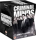 Criminal Minds - Season 1-9 [DVD]