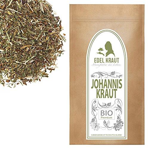 EDEL KRAUT | BIO JOHANNISKRAUT TEE geschnitten - Premium St John's wort organic 250g