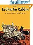 Chat du Rabbin (Le) - tome 5 - Jérusa...