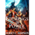 Etchings of Power (Aegis of the Gods Book 1)