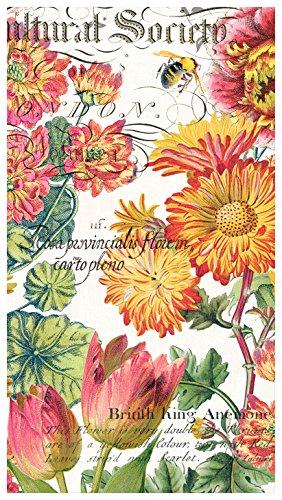 VE 15Stück 3-lagig Papier Hostess Servietten, Blüten und Bienen ()