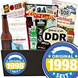 Original seit 1998 | Ostprodukte | mit Bier, Kondomen, Erichs Rache und mehr | GRATIS Aufkleber - Original seit 1998 | GRATIS Buch