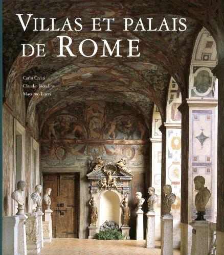 Villas et palais de Rome par Carlo Cresti