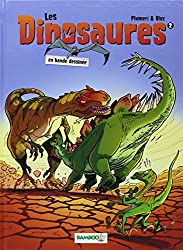 Les Dinosaures en bd T2