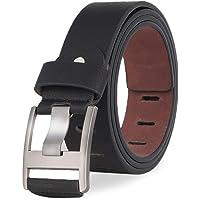 Woomcraft Men's PU Leather Belt