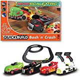 Micro Scalextric - Construire Bash 'N' Crash rapide - Figure - Hornby