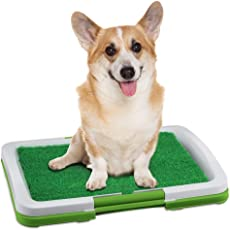 Inditradition Puppy Potty Trainer, Dog's Potty Pad | Indoor Restroom for Pets, 3 Layer System