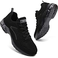 Maichal Women's Mesh Walking Trainer Shoes Athletic Tennis Sneakers