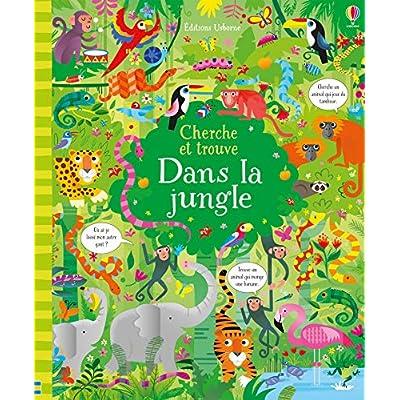 Dans la jungle - Cherche et trouve