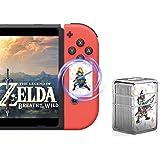 24 carte da gioco con tag NFC per The Legend of Zelda Breath of the Wild Compatibile con Switch/Switch Lite/Wii U (con custod