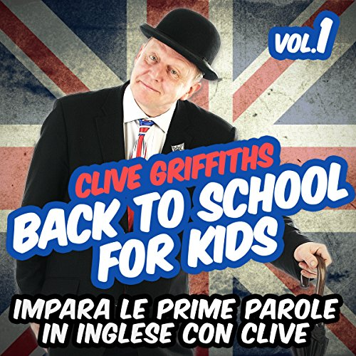 Back to school for kids Vol. 1  Audiolibri