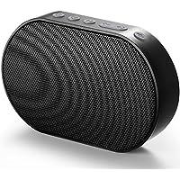 GGMM Bluetooth Wireless Wi-Fi Airplay Speaker with Amazon Alexa Tap Voice, Play 1/Multi-Room,10W,2.1 Stereo Bass Sound, Stream Your DLNA Spotify iHeartRadio TuneIn etc with Free GGMM App