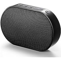 GGMM 10W Altavoces Portatiles Bluetooth WiFi Inteligente Mini Altavoz Soporte Multiroom Spotify Premium Sonido Alta Fidelidad Subwoofer Portable Speaker 14horas