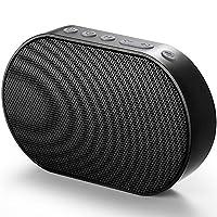 Wireless Bluetooth Speaker,GGMM Smart Portable Wifi Speaker with Amazon Alexa Wi-Fi Multi-Room Airplay Audio Home Speaker, Outdoor Powerful Sound, DLNA Bluetooth Spotify iHeartRadio TuneIn, E2