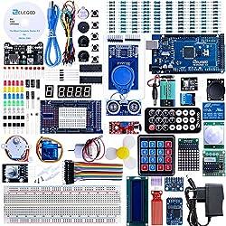 Conjunto de Arduino con Placa