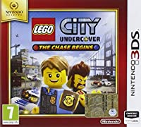 NINTENDO 3DS SEL LEGO CITY UNDERCOVER:THE CH 2233749 3DS LEGO CITY UNDERCOVER THE CHASE BEGINS SELECT