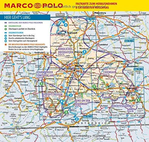 MARCO POLO Reiseführer Oberbayern: Reisen mit Insider-Tipps. Inklusive kostenloser Touren-App & Events&News - 2