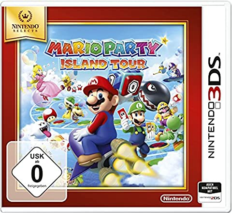 Mario Party : Island Tour [import