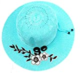 #6: Zacharias Girl's Beach Panama Hat