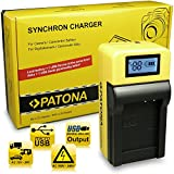 LCD Chargeur de Batterie EN-EL12 avec Nikon CoolPix AW100 | AW110 | P300 | P310 | P330 | P340 | S31 | S70 | S610 | S610c | S620 | S630 | S640 | S710 | S800c | S1000pj | S1100pj | S1200pj | S6100 | S61