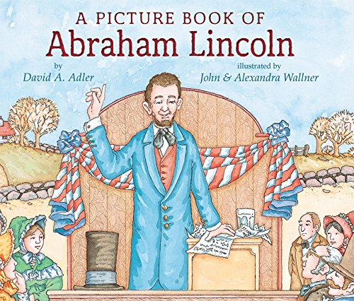 A Picture Book of Abraham Lincoln (Picture Book Biography) (Lincoln Book A Of Picture Abraham)