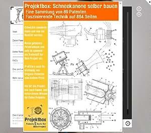 Schneekanone selber bauen: Deine Projektbox inkl. 89 Original-Patenten bringt Dich mit Spaß ans Ziel!