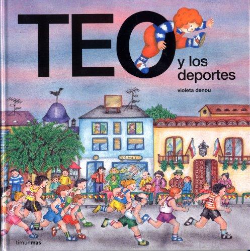 Teo y los deportes por Violeta Denou