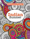 Really RELAXING Colouring Book 6: Indian Summer: A Jewelled Journey through Indian Pattern and Colour: Volume 6 (Really RELAXING Colouring Books)