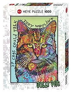 HEYE 29893 If Cats Could Talk Standard - Juego de 1000 Piezas