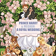 Prince Harry & Meghan: A Royal Wedding Colouring & Activity Book: Over 30 Activities including Colouring Pages! * Full Colour * Wordsearches * Kriss 1 (Royal Wedding Memorabilia Activity Books)