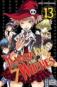 Yamada Kun & the 7 Witches Edition simple Tome 13