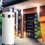 6 Watt LED Außenlampe Gartenleuchte IP44 Außenbeleuchtung Terrassen Beleuchtung