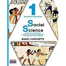 Social Science 1. Basic Concepts. (Anaya English) - 9788466788076
