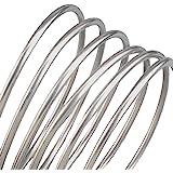 Efco 99 452 14 5 mm x 2 m Ongeveer 115 g aluminiumdraad, grijs