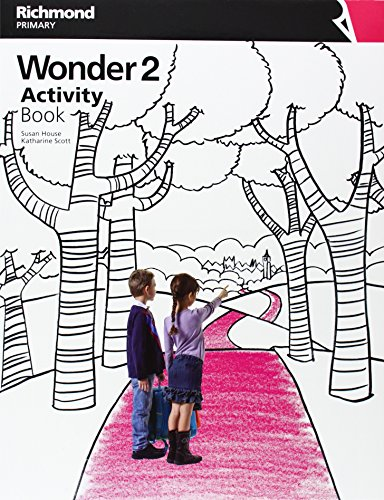 WONDER 2 ACTIVITY + AB CD - 9788466818087 por Aa.Vv.