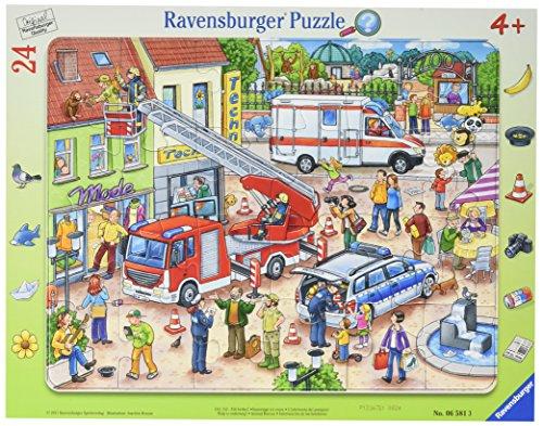 "Ravensburger 06581 - ""110, 112 - Eilt herbei! Puzzle"