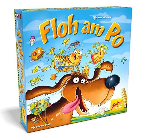 Cover des Mediums: Floh am Po