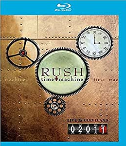 Time Machine 2011 Live In Cleveland [Blu-ray]